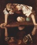 NarcissusCaravaggio