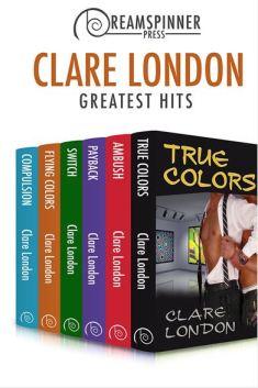 1 bestselling boxset - True Colors Book