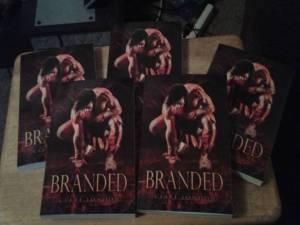 branded in print