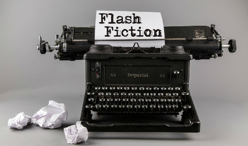 FlashFictionTypewriter
